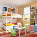 Çocuk Odası Dekorasyonu 10