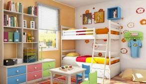 Çocuk Odası Dekorasyonu 5