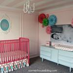 Bebek Odası Dekorasyonu 9