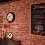 Taş Tuğla Desenli Duvar Kağıdı Modelleri 1
