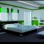 Yatak Odası Dekorasyonu 9