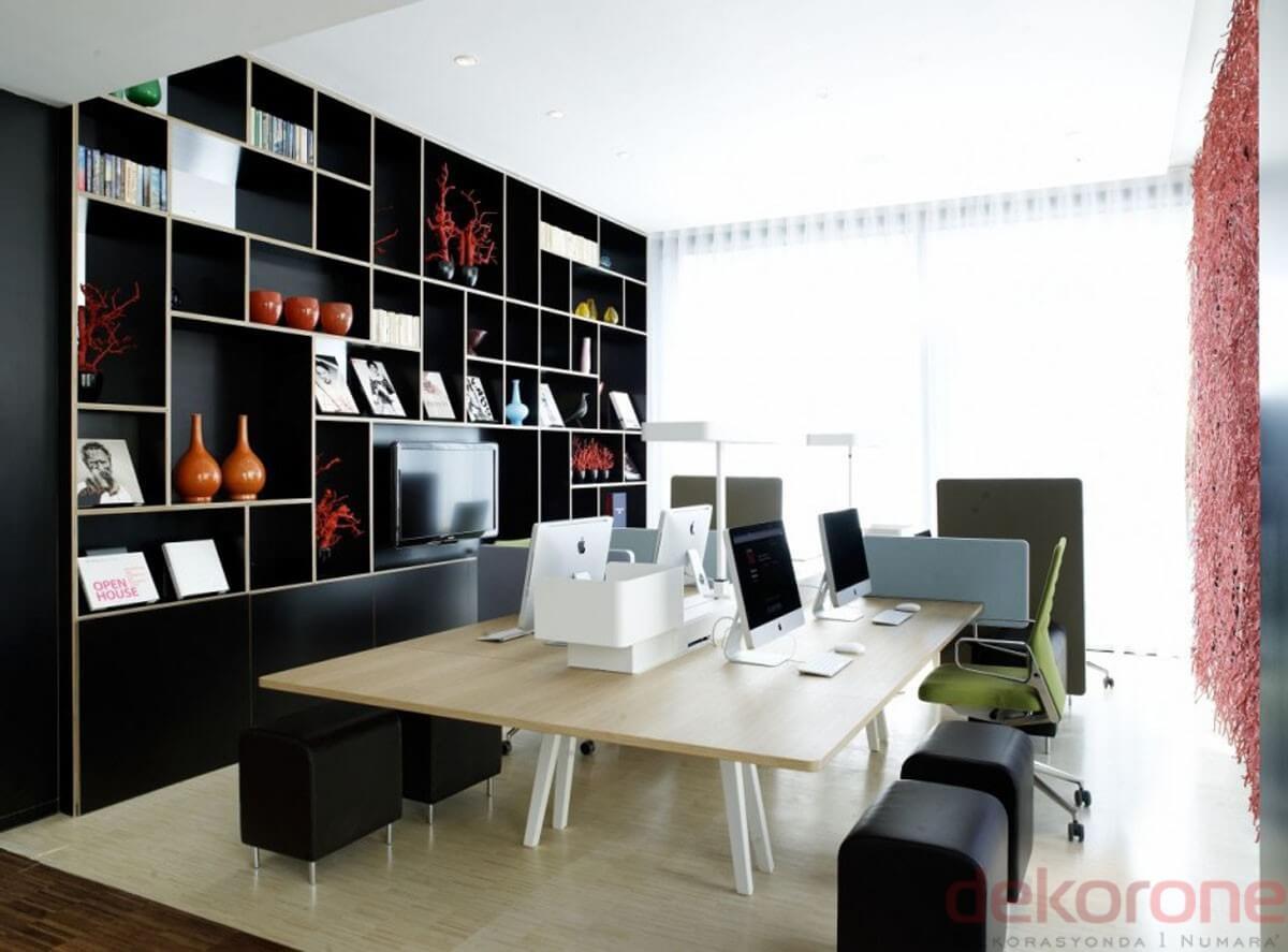 Ofis Dekorasyon 8