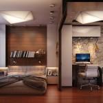 Japon Yatak Odası Modelleri 5