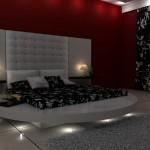 Japon Yatak Odası Modelleri 7