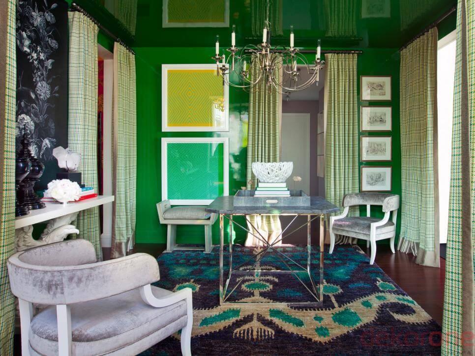 Oturma Odası Renk Önerileri 13