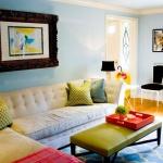 Oturma Odası Renk Önerileri 4