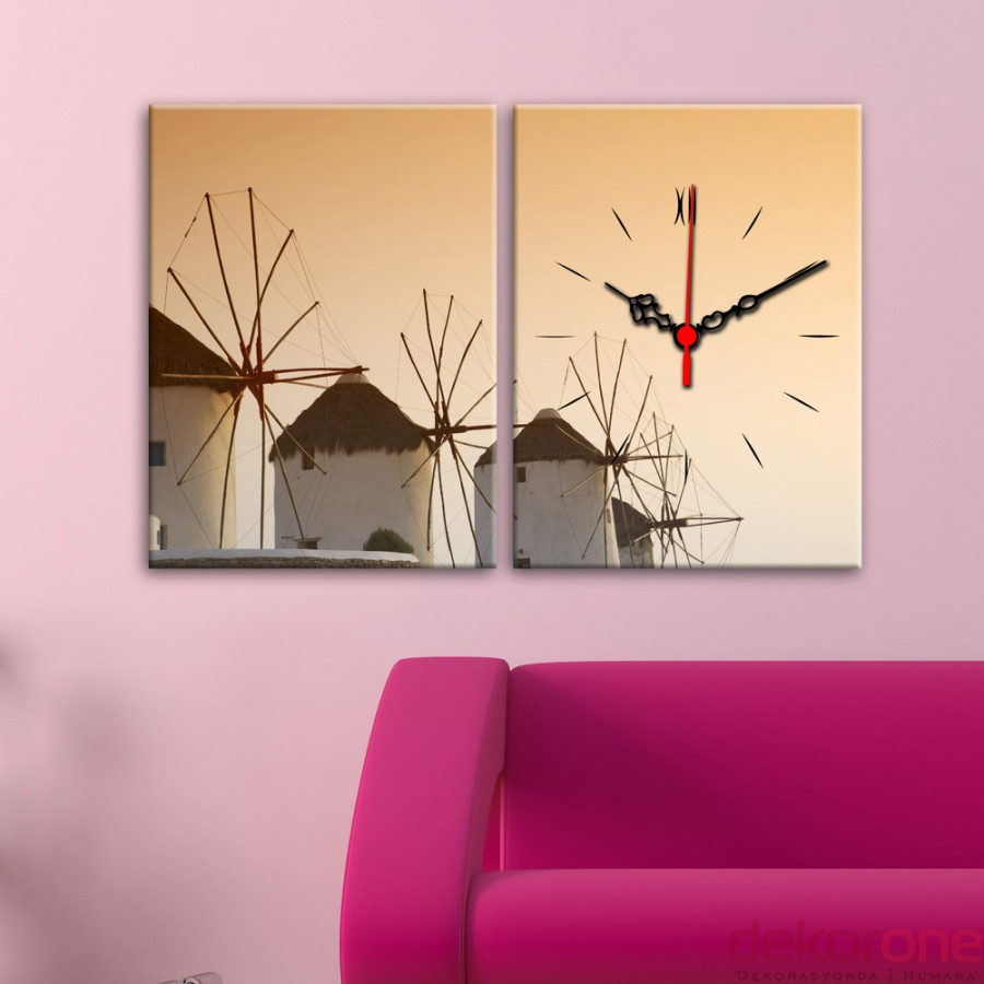 Özel Tasarım Duvar Saatleri 14