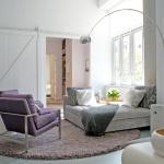 Modern Oturma Odası 8