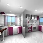 Mutfak Dolabı Modelleri 2016 4