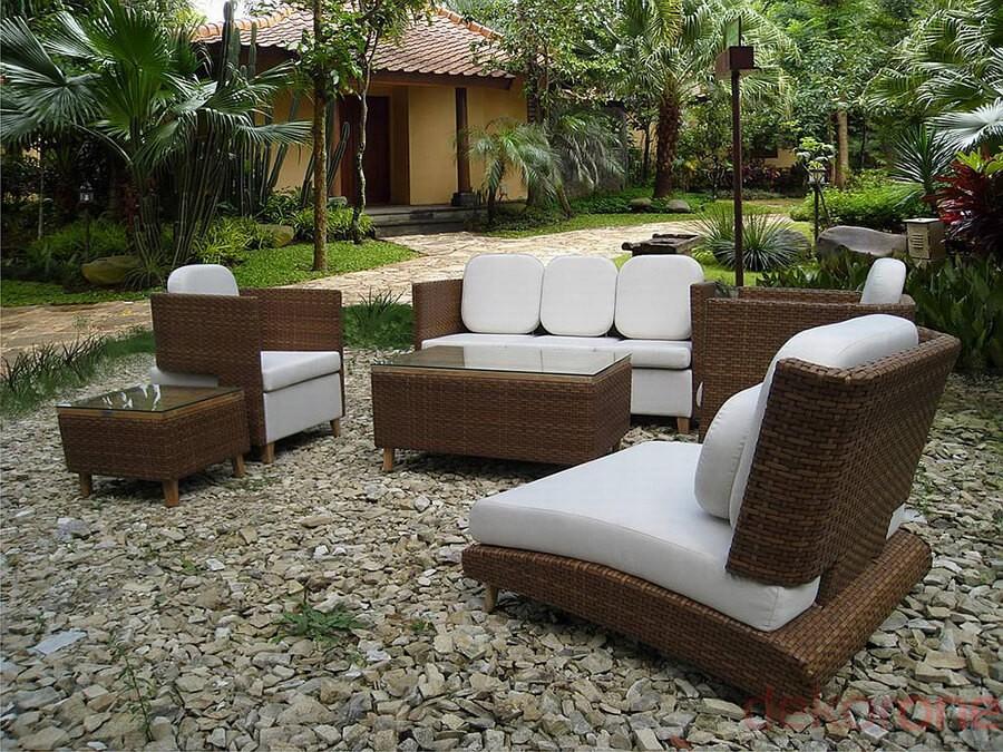 Bahçe Mobilyaları 14