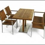 Balkon Masa Sandalye Takımları 3