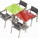Balkon Masa Sandalye Takımları 5