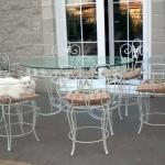 Balkon Masa Sandalye Takımları 8