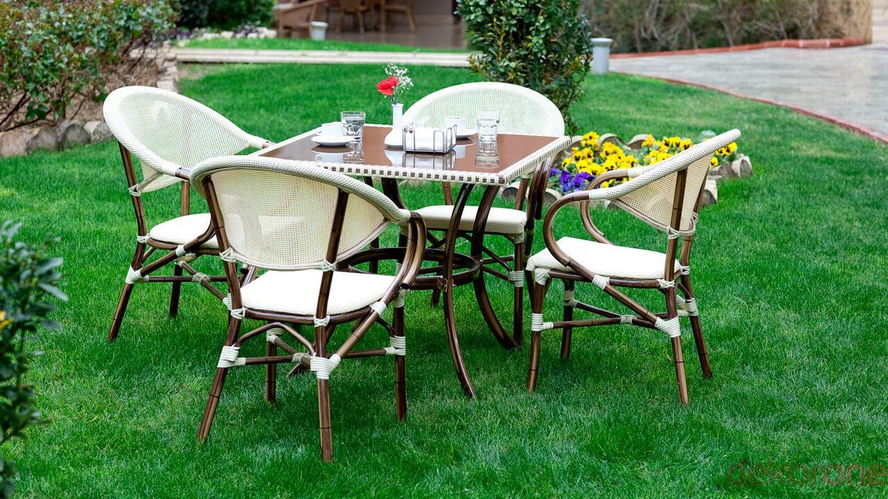 Balkon Masa Sandalye Takımları 9