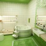 Banyo Dekorasyonu Örnekleri 12