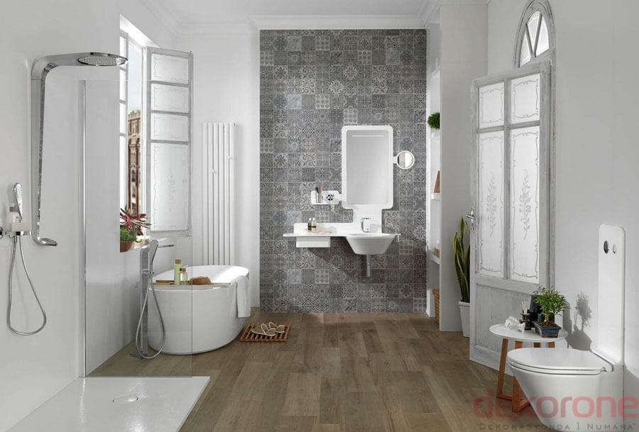 Banyo Dekorasyonu Örnekleri 15