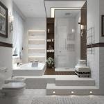 Banyo Dekorasyonu Örnekleri 2