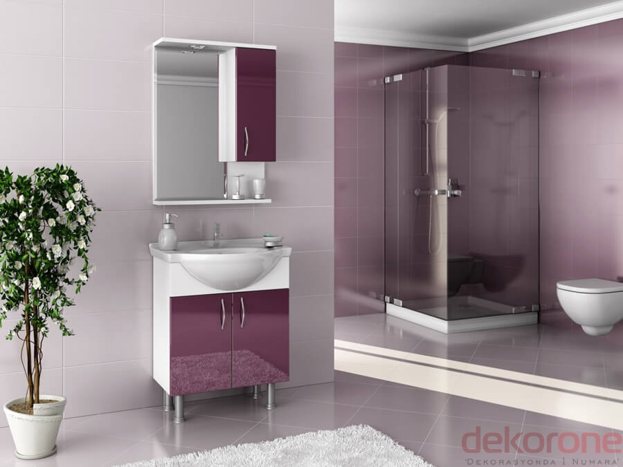 Banyo Dekorasyonu Örnekleri 3