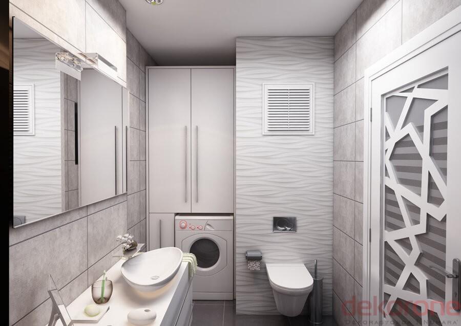 Banyo Dekorasyonu Örnekleri 4