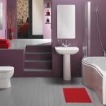 Banyo Dekorasyonu Örnekleri 6