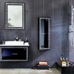Banyo Siyah Dekorasyon
