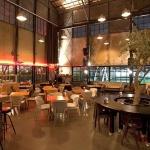 Cafe Masa Sandalye Rengarenk