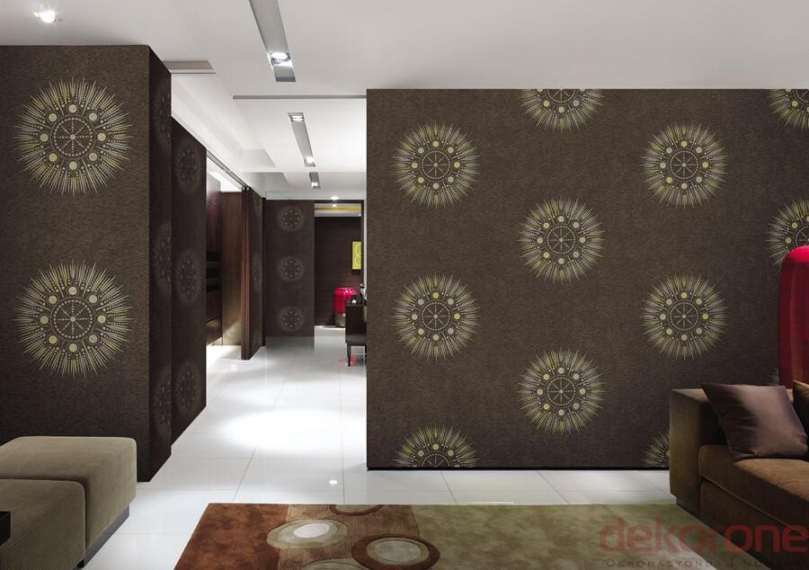 Kahverengi Duvar Kağıdı
