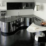 Paslanmaz Çelik Mutfak Modelleri 3