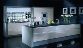 Paslanmaz Çelik Mutfak Modelleri 8