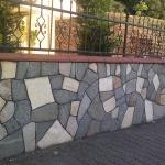 Bahçe duvar dekorasyon1