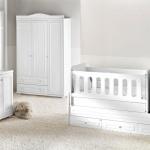 Bebek Odası Takımları Beyaz
