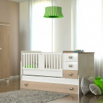 Bebek Odası Takımları Klasik Tasarım