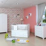 Bebek Odası Takımları Sade Tasarım