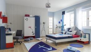 Erkek Çocuk Odası Dekorasyonu11