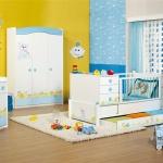 Erkek Çocuk Odası Dekorasyonu5
