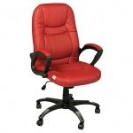Ofis Sandalye Kırmızı Renk