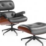 Ofis Sandalye Siyah Deri
