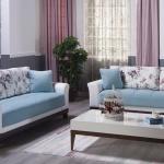 Bellona Oturma Grubu Modelleri 2016 Mavi Renk