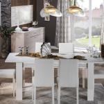 Bellona Yemek Odası Beyaz Rengi