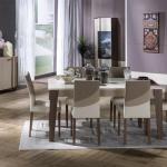 Bellona Yemek Odası Kahverengi ve Krem