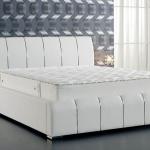Beyaz 2 Yatak ve Baza Modeli 2016