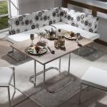 Beyaz Bellona Mutfak Köşe Takımı 2016