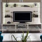 Beyaz Bellona Televizyon Duvar Ünitesi 2016