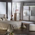 Kahve Mobilya Bellona Yatak Odası Takımları