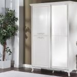 Beyaz Mobilya 2 Bellona Portmanto Modeli 2016