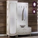 Beyaz Mobilya Bellona Portmanto Modeli 2016