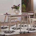 Kahverengi İstikbal Masa Sandalye Yemek Takımı 2016