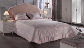 Pembe Bellona Yatak Örtüsü 2016