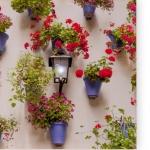 Çiçekli İstikbal Ledli Lamba Modeli