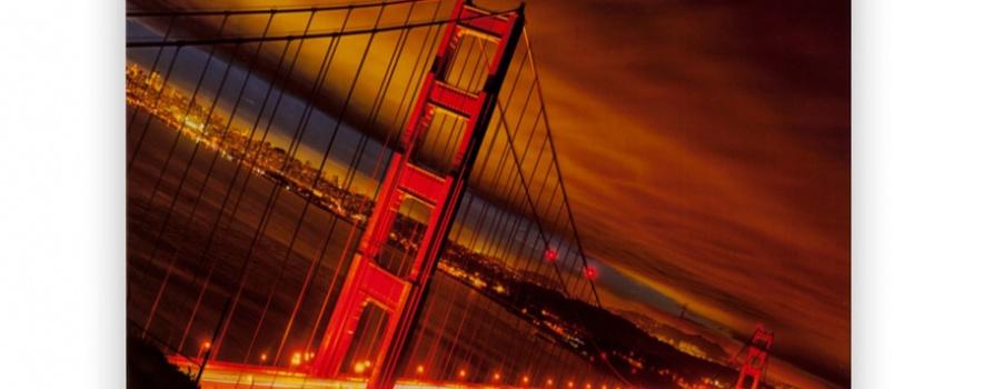 Boğaz İçi Köprüsü İstikbal Ledli Lamba Modeli